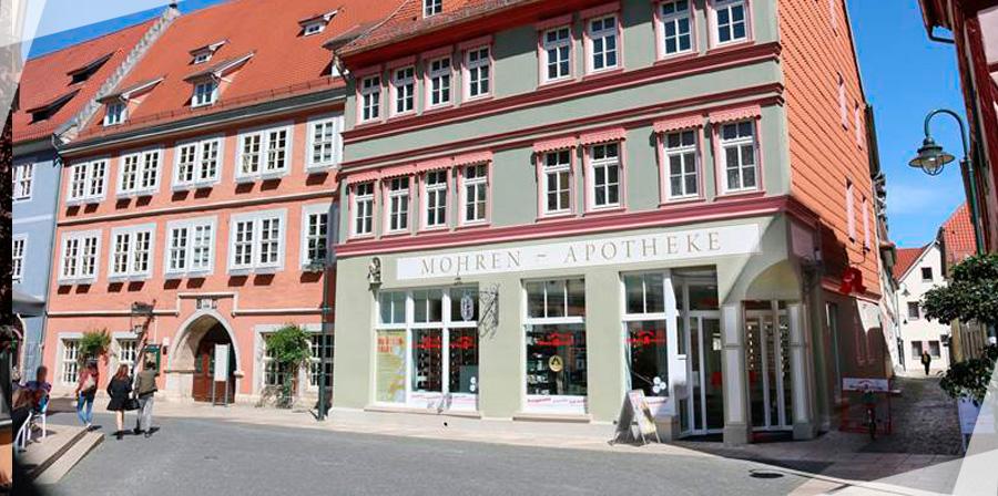 Mohren-Apotheke Bad Langensalza